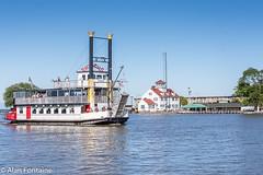 Harbor Town Belle (Al Fontaine) Tags: riverboat river harbortownbelle harbor waterfront