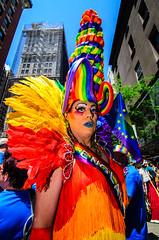 GayParade2019-5(NYC) (bigbuddy1988) Tags: people portrait photography nikon d7000 gay pride parade festival usa city new digital wide art blue sky newyork gayparade prideparade gayprideparade colour colorful flash strobe sb28