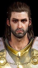 Deimos (ilikedetectives) Tags: alexios portrait assassinscreed assassinscreedodyssey acodyssey acphotomode gaming gamecaptures ingamephotography videogames virtualphotography screenshot ubisoft ubisoftquebec