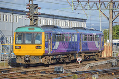 142005, Manchester Piccadilly (JH Stokes) Tags: northernrail manchester class142 pacer railbus 142005 manchesterpiccadilly trains trainspotting tracks transport railways photography publictransport