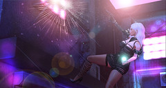 [ MISSION ] (jerepublic.skin.applier) Tags: taketomi theforge sys sole lona letre lonahead lara lookbook maitreya catwa varonis backdrop cyber sifi body shape skin skinapplier secondlife 세컨드라이프 사이버 사이버펑크 cyberpunk cybernetics hair gun mission