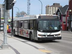 Winnipeg Transit 797 (TheTransitCamera) Tags: wt797 winnipegtransit transit transportation transport travel citybus bus fixedroute publictransit publictransport nfi newflyerindustries d40lfr winnipeg manitoba canada city urban route018