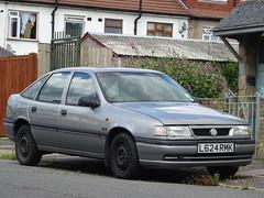 1994 Vauxhall Cavalier 2.0i GLS (Neil's classics) Tags: 1994 vauxhall cavalier 20i gls