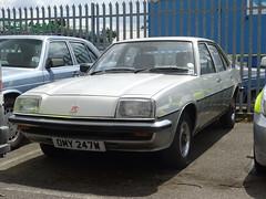 1981 Vauxhall Cavalier 1600 LS (Neil's classics) Tags: 1981 vauxhall cavalier 1600ls car