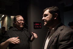 TED Salon 2019 Rethink (Ricardo Viana Vargas) Tags: backstage behindthescenes bts candid controlroom event partner partnerships prep salon speaker ted tedhq tedtalks vip newyork ny usa