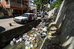 (Federico Pensa) Tags: dominicanrepublic republiquedominicaine santodomingo caribbean ocean sea turism trash favelas