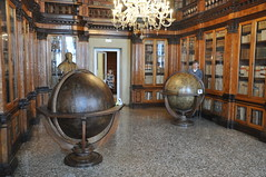 Library (Ryan Hadley) Tags: museocorrer corrermuseum museum artgallery venice italy europe worldheritagesite globe library