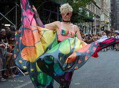 World Pride NYC 2019 (tai_lee2) Tags: pride joy happy parade new york city world costume festival colors people person road building