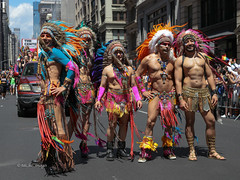 World Pride NYC 2019 (tai_lee2) Tags: celebration parade march new york city pride costume dance dancers people person road vehicle building world lgbtq stonewall