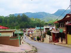 On a street somewhere in town. (sirhowardlee) Tags: dominicanrepublic caribbean latinamerica street calle town elcaribe jarabocoa