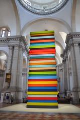 Jacob's Ladder (Ryan Hadley) Tags: sangiorgiomaggiore church venice italy europe worldheritagesite jacobsladder sculpture art