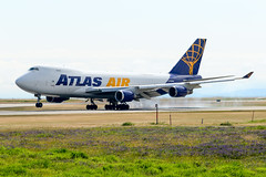 CYVR - Atlas Air B747-400F N408MC (CKwok Photography) Tags: yvr cyvr atlasair b747 n408mc