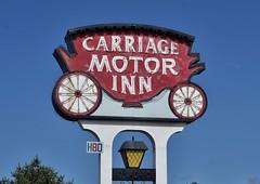 Carriage Motor Inn (slammerking) Tags: denver colfax motel