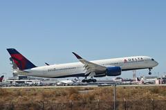 Delta Airlines A350-941 (N512DN) LAX Approach 4 (hsckcwong) Tags: deltaairlines a350941 a350900 a350 n512dn lax klax