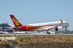 Hong Kong Airlines A350-941 (B-LGE) LAX Landing (hsckcwong) Tags: hongkongairlines a350941 a350900 a350 blge lax klax