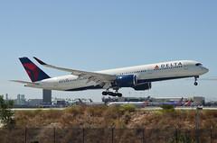 Delta Airlines A350-941 (N512DN) LAX Approach 2 (hsckcwong) Tags: deltaairlines a350941 a350900 a350 n512dn lax klax