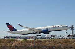 Delta Airlines A350-941 (N512DN) LAX Approach 3 (hsckcwong) Tags: deltaairlines a350941 a350900 a350 n512dn lax klax