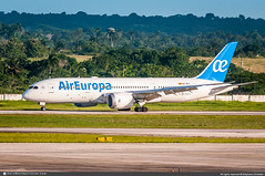 [HAV.2017] #Air.Europa #UX #Boeing #B787 #Dreamliner #EC-MLT #awp (CHRISTELER / AeroWorldpictures Team) Tags: airliner airlines airways spain spanish european aireuropa ux aea skyteam plane aircraft airplane avion spotting planespotting havana josémartiairport hav muha habana lahavane spotter christeler avgeek media aviation aeroworldpictures europe boeing b787 b788 dreamliner msn36414482 rr trent 1000 ecmlt n8287v charleston smbc lease photography awp team nikon d300s nef raw nikkor lightroom 70300vr