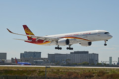 Hong Kong Airlines A350-941 (B-LGE) LAX Approach 1 (hsckcwong) Tags: hongkongairlines a350941 a350900 a350 blge lax klax