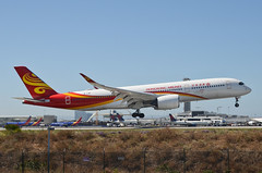 Hong Kong Airlines A350-941 (B-LGE) LAX Approach 3 (hsckcwong) Tags: hongkongairlines a350941 a350900 a350 blge lax klax