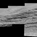 Layered Rocks in Gale Crater (encoded)