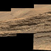 Layered Rocks in Gale Crater