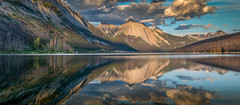 Jasper National Park - Alberta Canada (Andrew V Kearns) Tags: jasper national park canada alberta sunset lake
