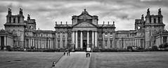 Blenheim Palace (@WineAlchemy1) Tags: blenheimpalace woodstock oxfordshire blackandwhite blancoynegro noiretblanc nerosubianco monochrome art architecture baroque winstonchurchill dukesofmarlborough johnvanbrugh unesco