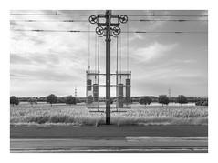 Die Stadt 340 (sw188) Tags: deutschland nrw westfalen ruhrgebiet dortmund asseln sw stadtlandschaft street bw blackandwhite