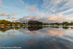 Northumberland Reflections (pjbranchflower) Tags: northumberland england reflections lake water sunset haggerston canon 5d mk iv 1635