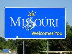 Missouri Welcomes You (MarkusR.) Tags: dsc00497 mrieder markusrieder vacation urlaub fotoreise phototrip usa 2018 usa2018 sonydschx60 missouri