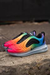 Nike Air Max 720 Be True (Cameron Oates [IG: ccameronoates]) Tags: nike air max 720 airmax sportswear hypebeast sneakers pride