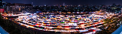 Ratchada Rot Fai Train Night Market - Panorama (Gerald Ow) Tags: train night market ratchada ratchadaphisekrd sony ilce7rm2 fe 1635mm f4 za oss zeiss panorama pano photography long exposure geraldow colour fleamarket nightmarket bangkok thailand travel a7r2 a7rmk2 a7rii