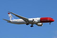 G-CKWT- LGW (B747GAL) Tags: norwegian boeing b7879 dreamliner lgw gatwick gckwt