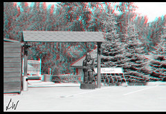 #Anagliph BNW (Listenwave Photography) Tags: bnw sigma foveon sigmadp3m anaglyph listenwave