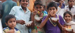 Food Distribution Camp (spandan society) Tags: health life food nutrition malnutrition underprivileged foodlove