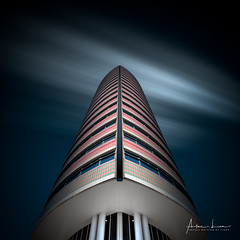 Popsicle (Alec Lux) Tags: rotterdam architecture art building buildings business city cityscape curves design exterior facade fine fineart haida haidafilters lines longexposure minimal minimalism modern offices outdoor outside shape skyscraper tower urban