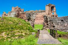 Original Gate to Tantallon Castle (Bev & Paul Mynott) Tags: tantalloncastle northberwick eastlothian castles bass rock firthofforth scotland
