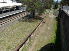 Unfinished Platforms, Railway Station, St Peters , Sydney, NSW. (dunedoo) Tags: stpetersrailwaystation stpeters sydney nsw newsouthwales australia