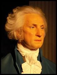 George Washington (Cad-Kyiv) Tags: georgewashington waxfigure museum portrait madametussauds sanfrancisco california