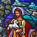The Good Shepherd, detail