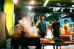 (Hem.Odd) Tags: malaysia kualalumpur asia asian olympusxa3 agfavista400 night streetfood