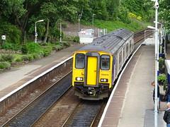 Northern 150276 @ Hindley (Sim0nTrains Photos) Tags: hindleystation hindleyrailwaystation hindleytrainstation class150 sprinter northernclass150 class1502 brelyork brel dmu dieselmultipleunit northern northernrail northernrailways 150276