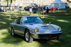 1967 Maserati Mistral 4000 coupé  (Frua - Est. 170.000 à 230.000 €)