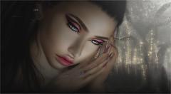 Crave (tarja.haven) Tags: lisawalker lisawalkereyesahdow lisawalkerlipstick bentonails maitreyanails braceletrings avaway mermaidcoven dubaievent photography photo pixelart portrait tarjahaven event avatar secondlife sl digitalart fashion virtual