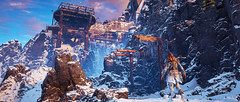 Horizon Zero Dawn | Frozen Wilds (sentinеl) Tags: horizon zero dawn frozen wilds ps4 pro playstation aloy snow mountain