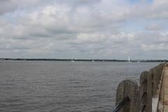 Ashley River from Battery (MJRGoblin) Tags: charleston southcarolina 2019 ashleyriver charlestoncounty