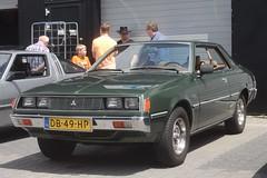 Mitsubishi Galant mk3 Sapporo 2.0 GSL aut 3-10-1978 DB-49-HP (Fuego 81) Tags: mitsubishi galant coupé 1978 db49hp onk sidecode4 sapporo a121