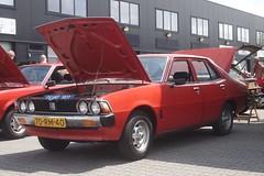 Mitsubishi Galant mk3 1.6 GL 12-5-1977 70-RM-40 (Fuego 81) Tags: mitsubishi galant 1977 70rm40 cwodlp onk sidecode3 mk3 a120 pregaik