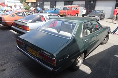 Mitsubishi Galant mk3 2.0 GLX aut 28-9-1978 66-XM-58 (Fuego 81) Tags: mitsubishi galant 1978 66xm58 onk cwodlp sidecode3 mk3 a120